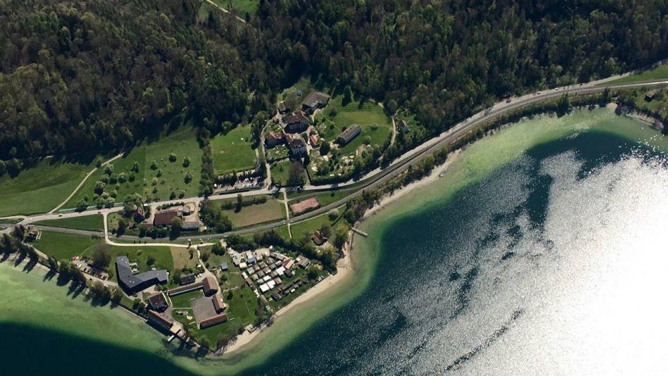 Führung durch das Projekt Schloss Glarisegg