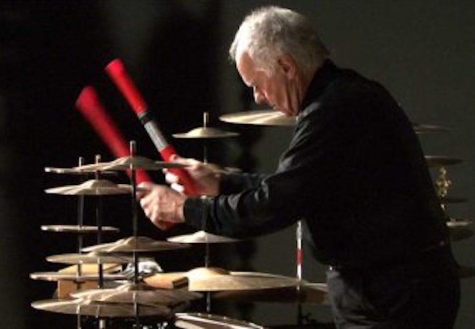 Rhythmus und Bewegung – mit Pierre Favre