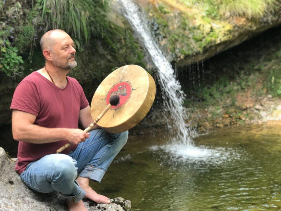 Entdecke die Kraft deiner Schamanentrommel – mit Thomas Hari Würmli