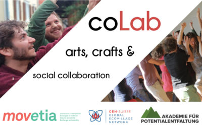 CoLab – Arts, crafts & social collaboration